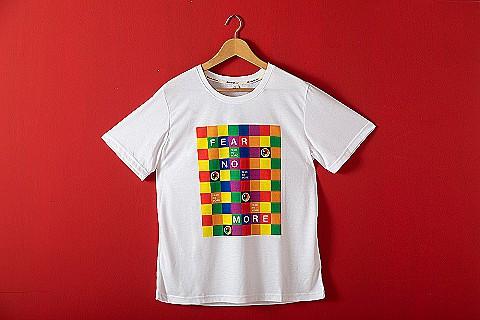 彩虹T-shirt